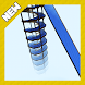 Waterslides Minecraft map by olpash