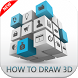 How to draw 3D by devlopermolka