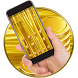 Classy Gold Theme by android themes & Live wallpapers