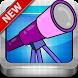 Telescope zoom 100% by stylidov