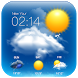 Transparent Clock&Weather Free by Weather Widget Theme Dev Team