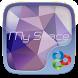 My Space GO Launcher Theme by ZT.art