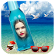 Bottle Photo Frames HD by One key