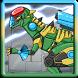 Dino Robot - Stegoceras by TheFlash&FirstFox
