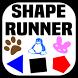 Shape Runner by Jaxel