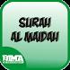 Surah Al Maidah Arab Latin by BimaDev