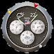 Weather & Analog Clock Widget by Droid.Dev