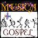 Gospel music by franaplicacionesgraciosas