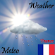Weather France by Android Good Experience