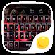 Dream Car-Lemon Keyboard by PDK Theme Dev