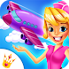 Airport Manager Happy Traveler ✈️ Airplane Crew by Casual Girl Games For Free