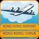 Flights Tracker - Hong Kong International Airport by Jitendra Choudhary