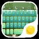 Earth Day-Lemon Keyboard by PDK Theme Dev