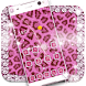 Diamond pink leopard theme by Christina_Liang