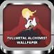 Fullmetal Wallpaper Alchemist by Kaguradevs