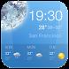 Free Clock & Weather Widget by Weather Widget Theme Dev Team
