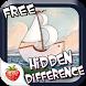 Alphaboat Hidden Diff FREE by SecretBuilders Games