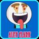 Alex clark TV by Geno Dev