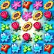 Flower Smash Match 3 by Match 3 Fun Games