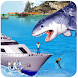 Blue whale : Angry Shark Sim 2018 by GT Action Games