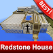 Best Redstone Mansion House Map for MCPE by BestMapsAddons