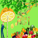 vitamin fruit games by zhangweiying