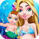 Mermaid Princess Baby Check-Up by Lv Bing