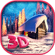 3D Christmas Backgrounds by Funny Booth Apps For Kids