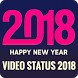 Happy New year Video Status Songs 2018 by video4you