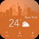 Local Weather Widget by Applock Security
