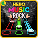 Music Hero Rock 2 by zRootGames