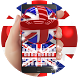UK Flag Keyboard by Keyboard Design Paradise