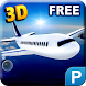 Airport Plane Parking by Wacky Studios -Parking, Racing & Talking 3D Games
