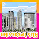 """Map """"Universal City"""" for MCPE by Estudio Dolphin"""