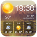 Transparent Weather Widget by Weather Widget Theme Dev Team
