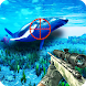 Blue whale sniper hunter 3d game