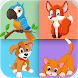 Угадай звуки животных by WellApp