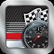 Racing Lap Timer & Stopwatch by MediaGeni.com