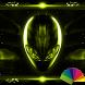 Alien Lemon Xperien Theme by Arjun Arora