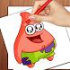 How To Draw Spongebob by FunForKids inc