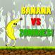 Banana Vs Zombies Forest Trek by Eudokia Apps