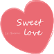 Sweet Love Theme LG G5 G6 V20 V30 by WSTeams