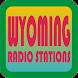Wyoming Radio Stations by Tom Wilson Dev