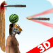 Knife Throwing - Throw The Target by The Knights Inc.