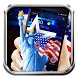 American Flag Theme by Cool Theme Love