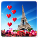 I Love Paris Live Wallpaper by Art LWP