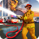 American Firefighter Rescue Truck - Fire Station by Wacky Studios -Parking, Racing & Talking 3D Games