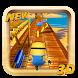 Banana Adventure Rush : Minion Legends 3D by Hupekomlum Yahumpat