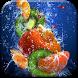 Fruits Live Wallpaper by Jango LWP Studio