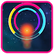 Color Bounzy ballz: tap to switch & hop by TALDEV Solution